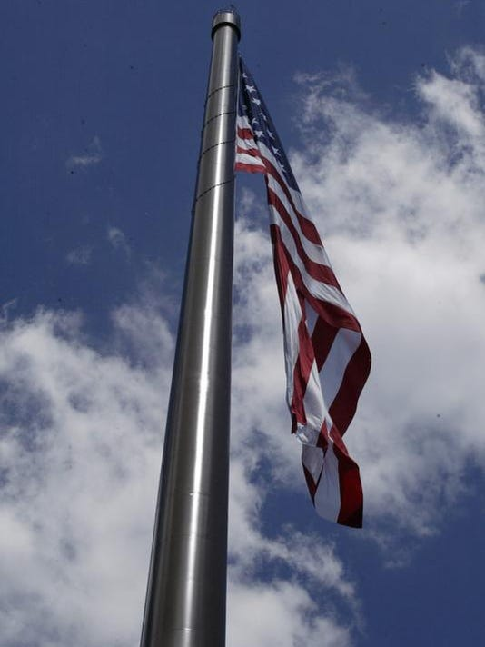 she n 0617 Acuity flag dedication19.JPG