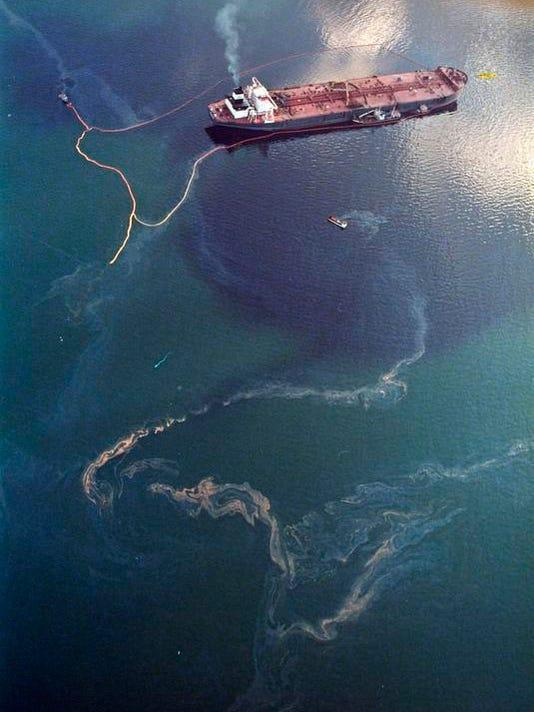 Exxon Valdez 25th Anniversary