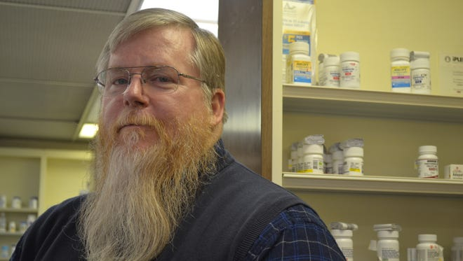 Pharmacist Robert Dodge said he always wanted to open a business in his hometown of Port Clinton.