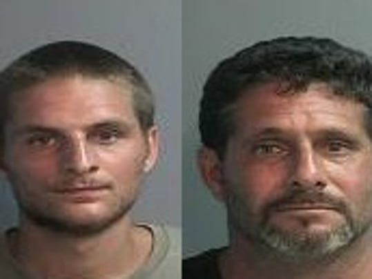 Wayne Pd Hamburg Men Had Methadone Cocaine Pot