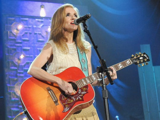 Patty Griffin will perform on March 20, 2016, at the