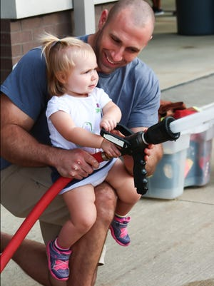 The Blue Ash Fire Department plans its Open House for Fire Prevention Week Oct. 10.