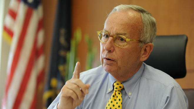 Judge Michael Talbot.