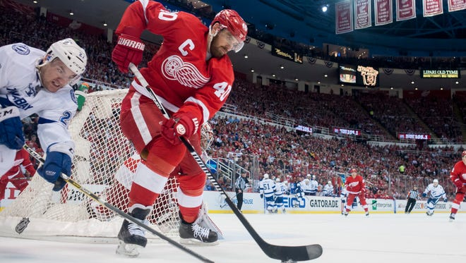Left wing Henrik Zetterberg and other scorers lose valuable ice time when the Red Wings are busy killing penalties.
