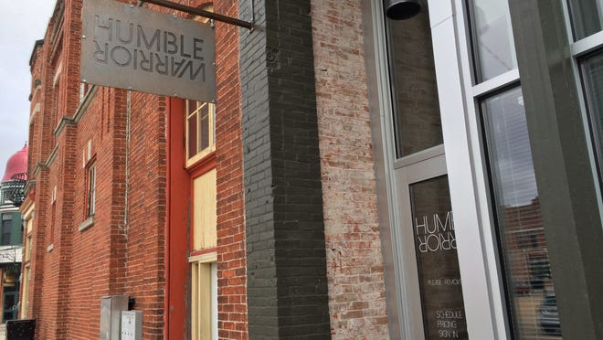 Leilani Messer has opened Humble Warrior Hot Yoga at 1313 Second St. in downtown Stevens Point.