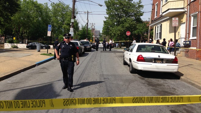 A woman was shot in the head Wednesday afternoon in Wilmington.