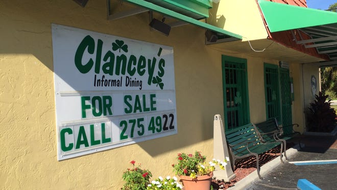 Clancey's, a restaurant with 38 years of history on McGregor Boulevard in south Fort Myers, sold after just a week on the market.