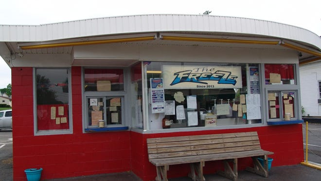 The Freeze is located at 1431 Chestnut St. in Coshocton.