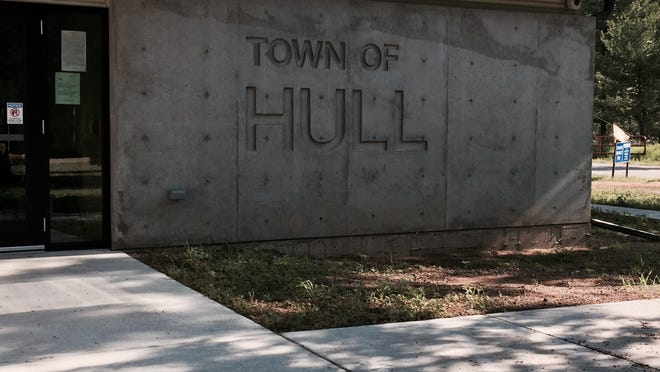 The city received 15 claims from people in the town of Hull who say they believe the city's municipal Well No. 11 caused their private wells to run dry.