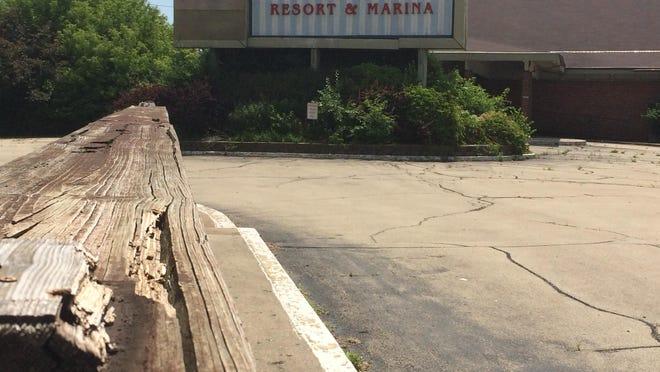 Oshkosh developer Art Dumke wants to redevelop the former Pioneer Inn property on Lake Winnebago.