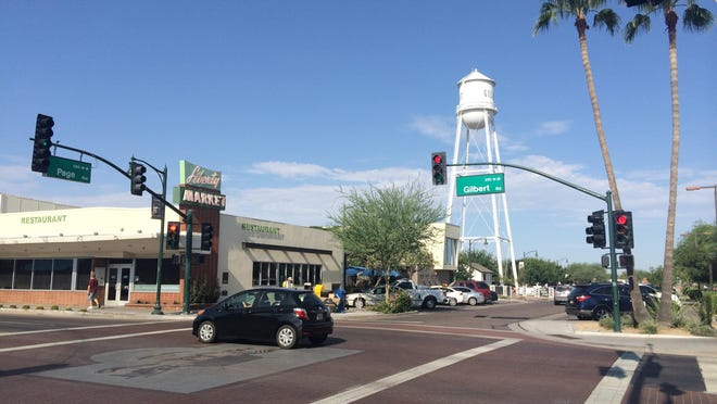 Gilbert's Heritage District has emerged as a top dining destination in the Valley with several locally-owned eateries opening in recent years.