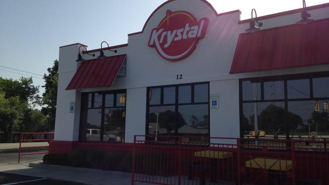 Krystal opens Monday at 12 Stonebridge Blvd.