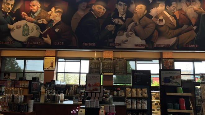 Barnes and Noble Cafe offers a decent selection of pastries, lunch items and Starbucks beverages at its Reno location.