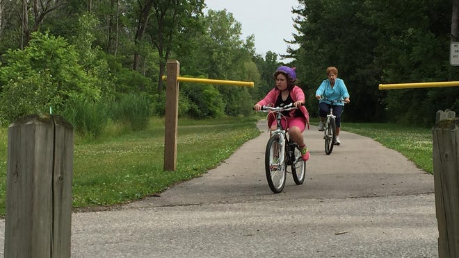 Plans for a new bike path in Port Huron has been recommended for state funding.