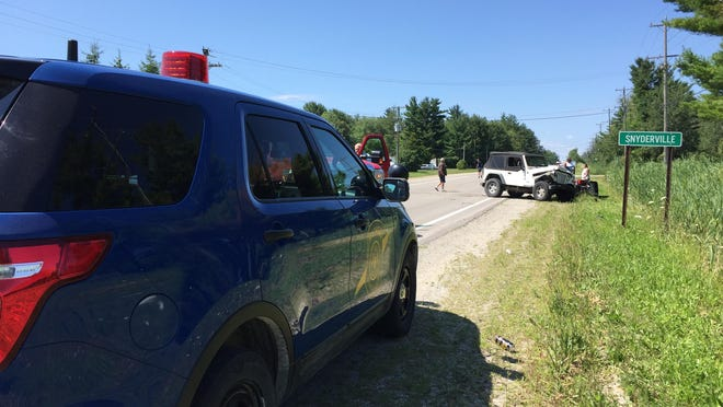Police continue to investigate a Columbus Township crash that killed a 66-year-old Washington Township man.