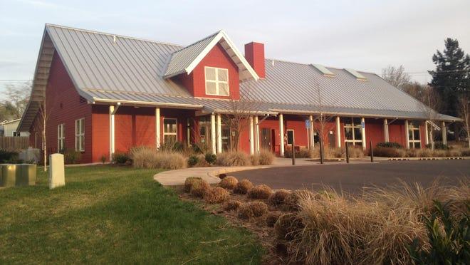 The Silverton Senior Center at 115 Westfield St. between Safeway and the Oregon Garden.