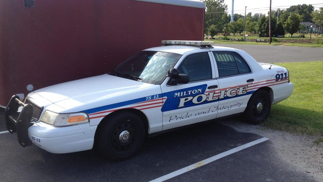 Milton town council is at odds over how to move forward in replacing the town's outgoing police chief.