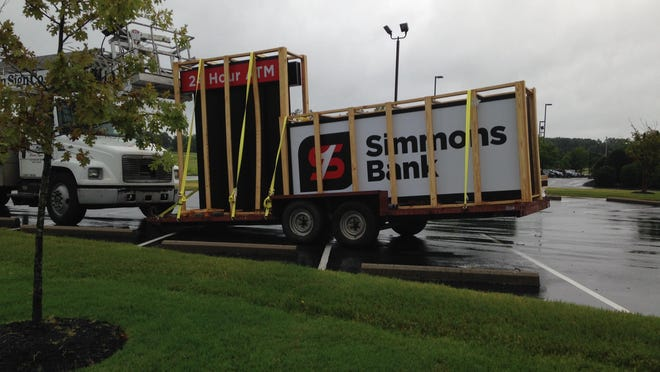 First State Bank becomes Simmons Bank, Sept. 7.