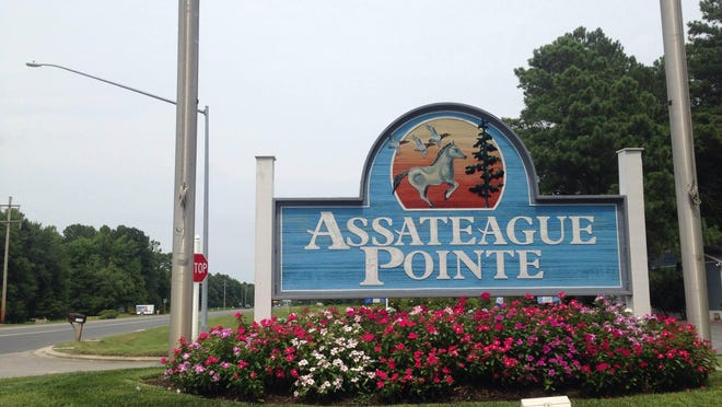 Assateague Pointe is one of three communities involved in a Route 611 water main extension.