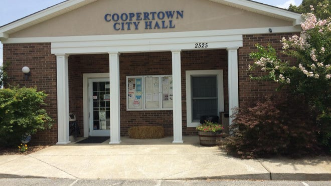 Coopertown City Hall.