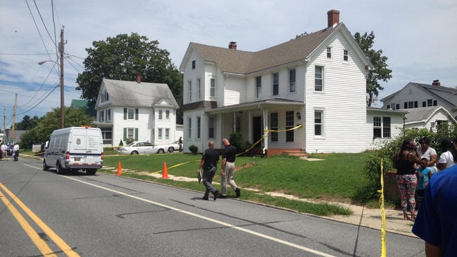 Milford police are investigating a home-invasion homicide that occurred early Saturday morning.