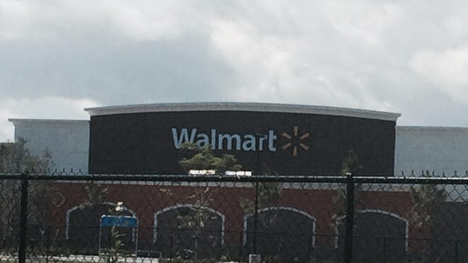 The Wal-Mart in Estero is opening Wednesday, Aug. 26.