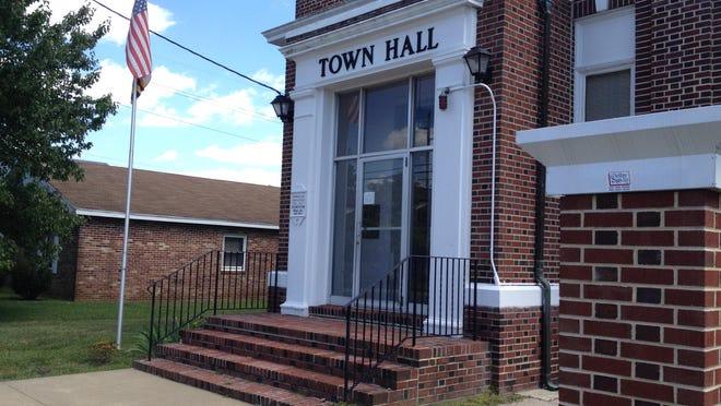 Hebron Town Hall