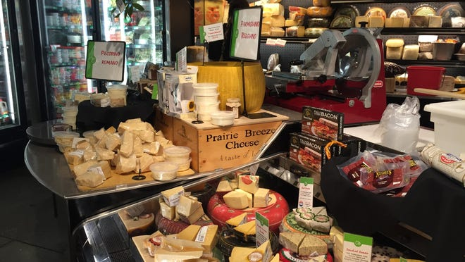 The cheese shop at Gateway Market & Cafe should make your regular rotation of grocery story stops.