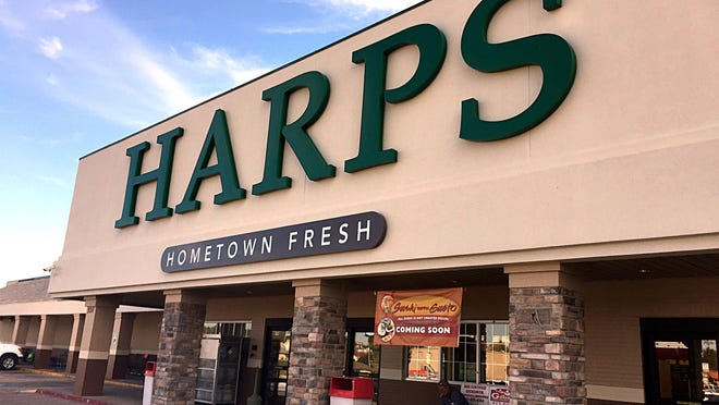 Harps Food Stores is offering free home delivery for customers that are considered as being at risk during the COVID-19 health crisis.