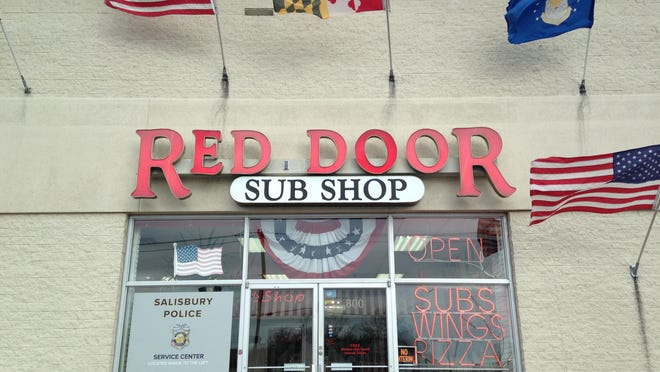 The Red Door Sub Shop has been a Salisbury mainstay for nearly 47 years.l