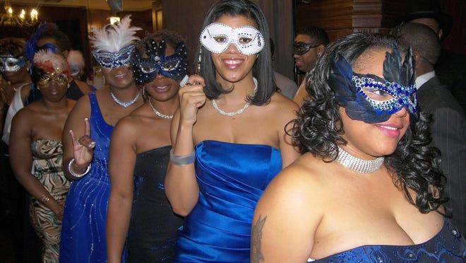 Zeta masquerade ball