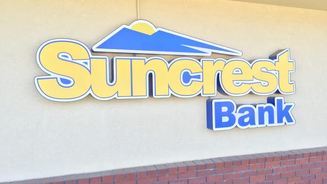 On Wednesday afternoon, officers were called to Suncrest Bank, 65 West Olive Ave., regarding the report of a check fraud in-progress.