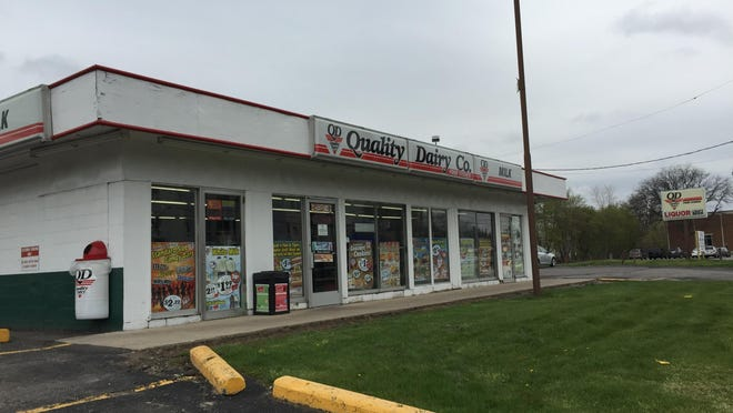 Quality Dairy will close at its Trowbridge Road location on May 7. CEO and President Stan Martin said the store isn't performing well.