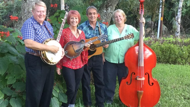 Banyan Bluegrass is one of the local bands whose live appearances are included on Russ Morrison's bluegrass calendar that he emails to people who have subscribed to his email list.