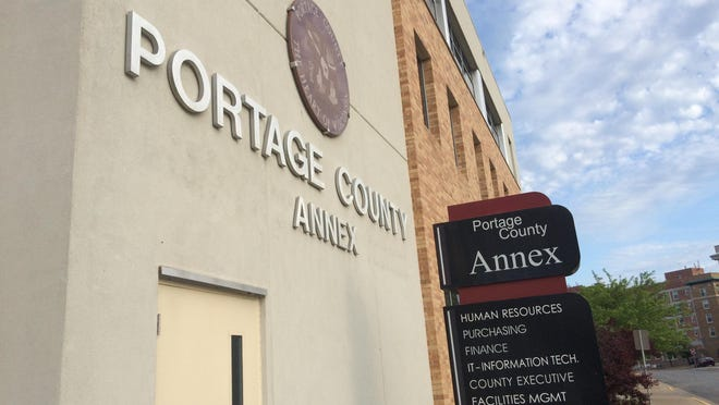 The county may construct a new $78.5 million building. Portage County Annex, 1462 Strongs Ave., Stevens Point