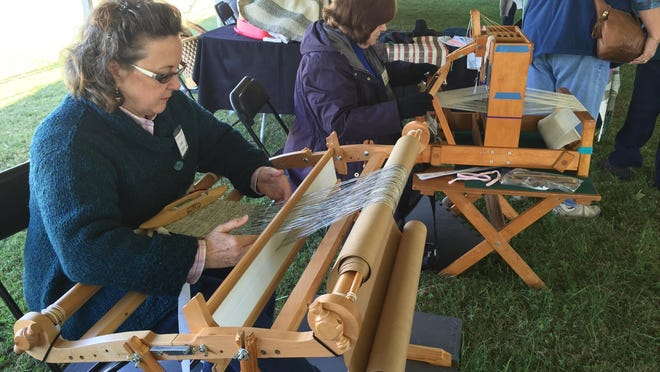 More than 100 demonstrators will present farming and home life skills from days gone by.