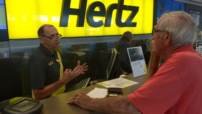 Hertz Corp., which has its headquarters in Estero, is facing a lawsuit over unpaid overtime. Brianne Gale, a former manager associate for the car rental giant in Pinellas County, has filed a collective action against the company in U.S. District Court in Tampa.
