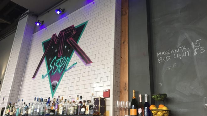 Gay bar Mister Sister opened in Winooski in March.