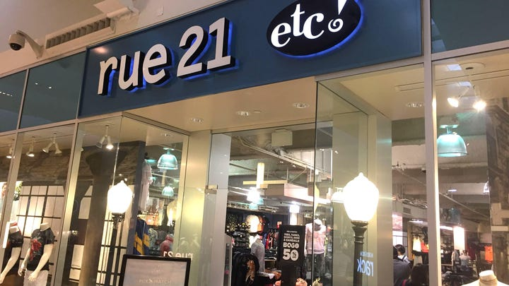 Rue21 files for chapter 11, may avoid liquidation