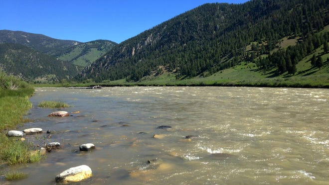 """The Gallatin River is one of the rivers listed to have segments placed under """"hoot-owl"""" restrictions on Wednesday, July 19."""