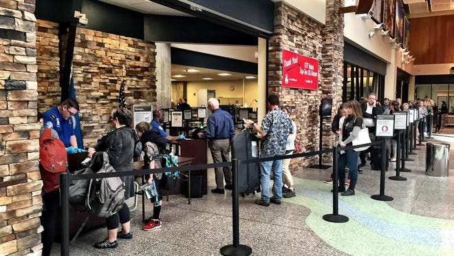 The U.S. Department of Homeland Security gave the state until Oct. 10, 2018, to meet the federal identification requirements, so Montana driver's licenses will be accepted to board aircraft and access federal facilities.