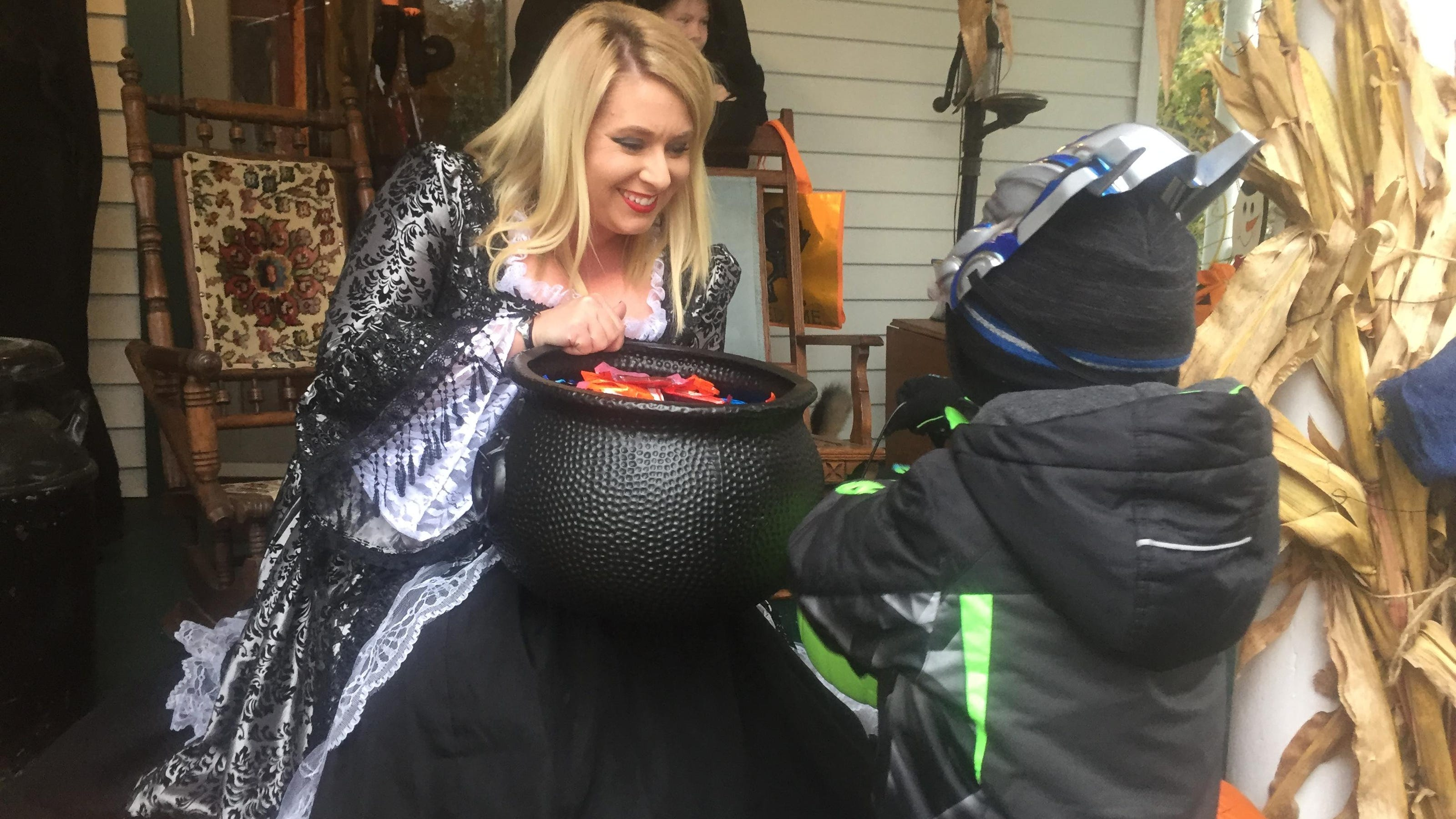 When and where to trick or treat in Licking County in 2018