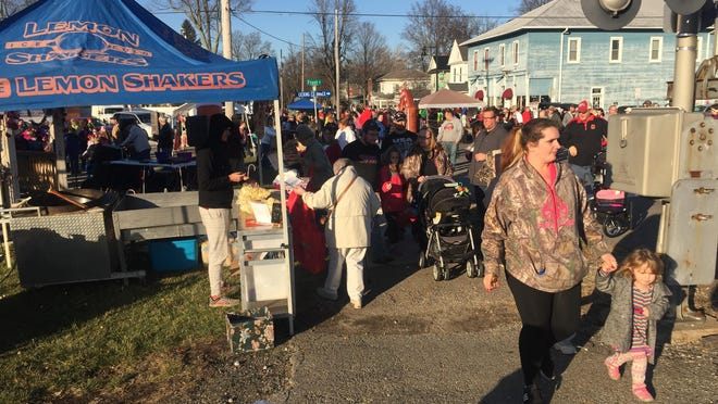 The Pataskala Lion's Club is going forward with this year's edition of the Main Street Christmas and Cookie Walk, but with some COVID-driven changes for safety.