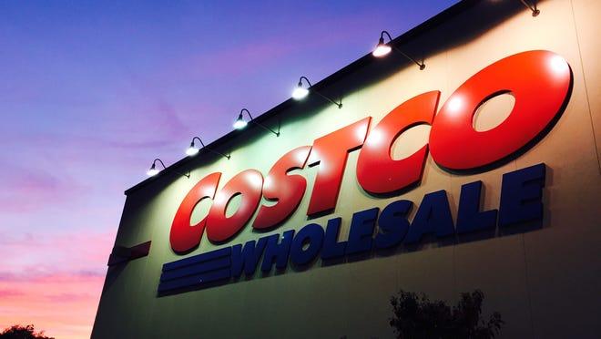 Costco Wholesale in Glen Mills, PA.