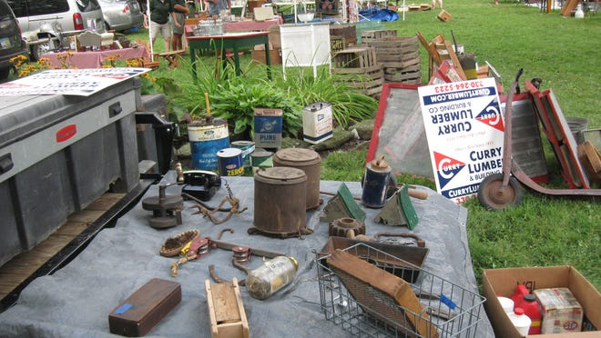 The Smithville Community Historical Society will have a variety of items available to purchase at its annual Antique Market on Aug. 15.