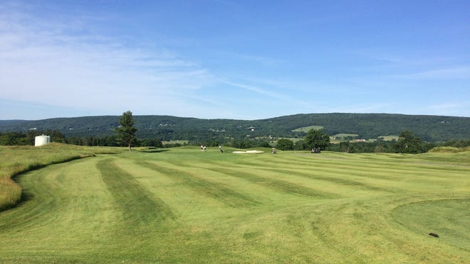 "The Bristol Harbour Golf Course, open to members until the end of the season, is seen here. A survey gauging interest in ""a potential golf offering"" at Bristol Harbour is circulating but nobody knows what, if anything, will come of it."