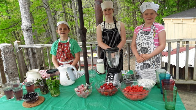 The Livingston County 4-H Program organized a virtual cooking challenge during the COVID-19 pandemic with 16 youth participating.