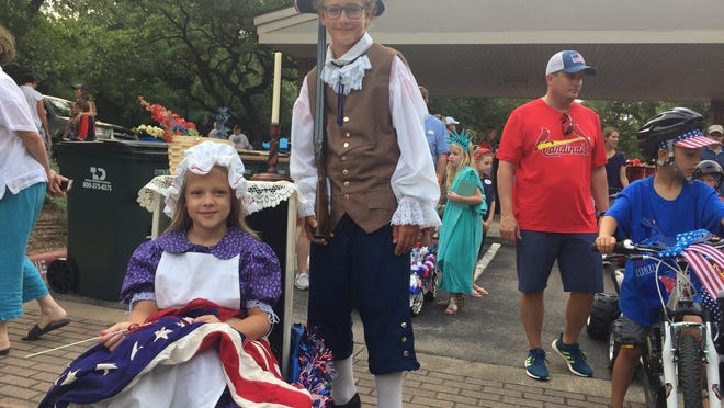 Westlake's annual Fourth of July parade has been canceled this year to help prevent the spread of COVID-19.