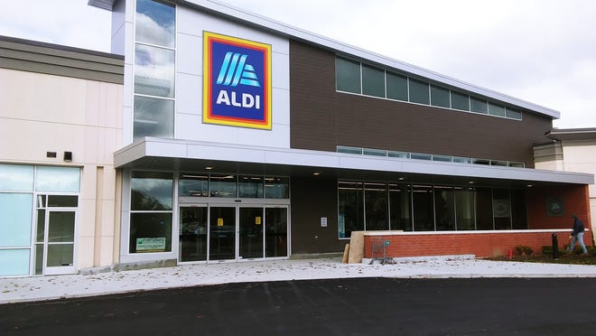 Aldi store at 321 Speen St. in Natick opens Thursday.