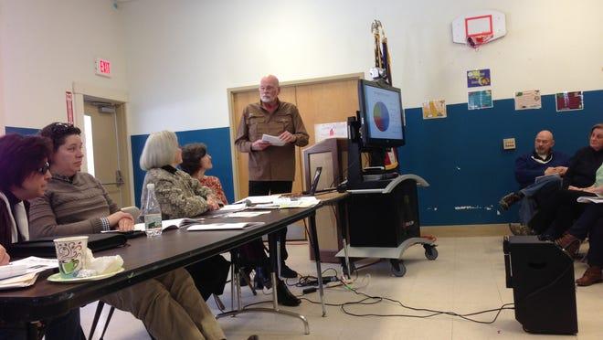 The Isle La Motte School Board presents the budget and annual report Saturday at Isle La Motte Elementary School.